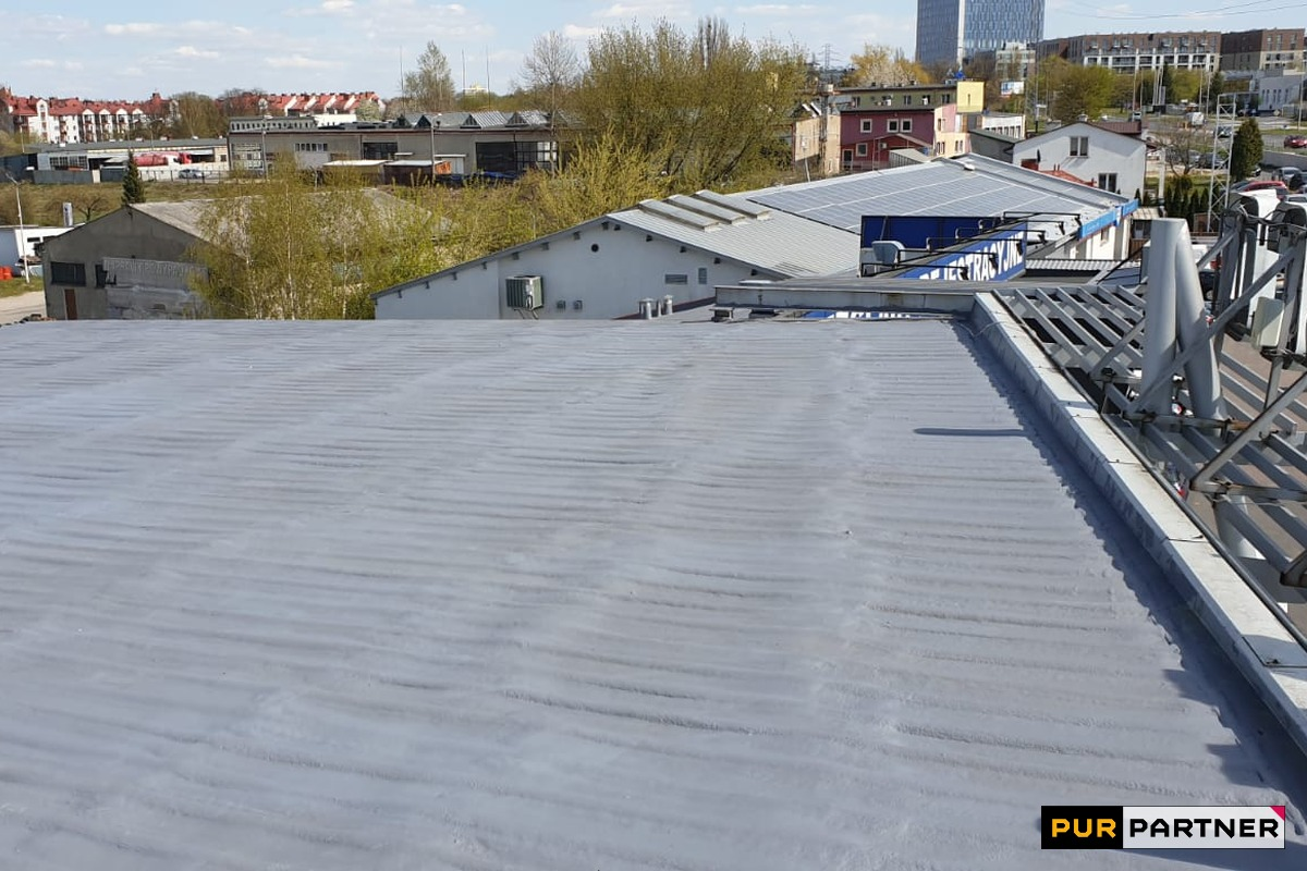 Termomodernizacja dachu płaskiego Lublin